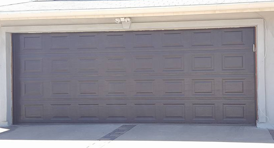 Maricopa Garage Door Installed